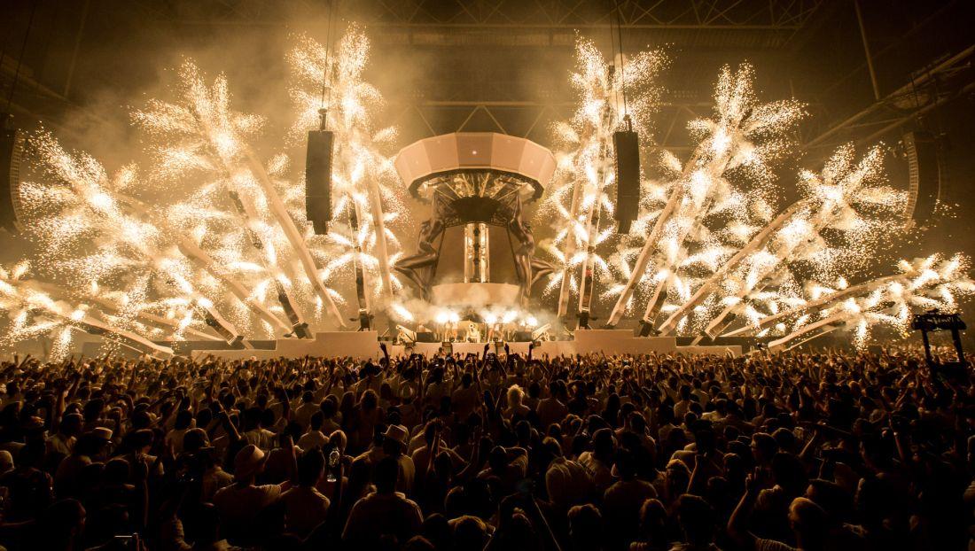 Sensation Welcome to the Pleasure Dome