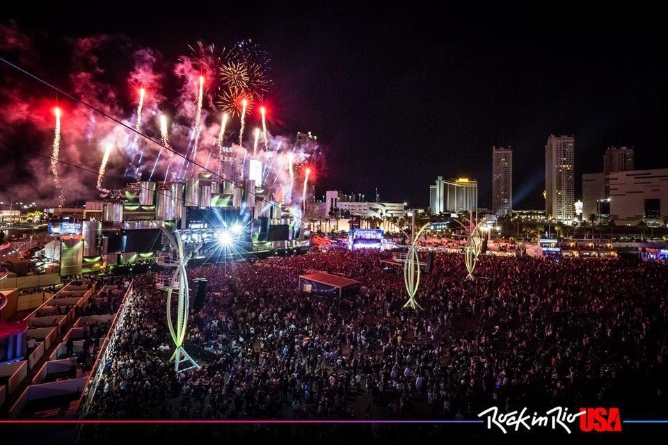 Rock in Rio Las Vegas