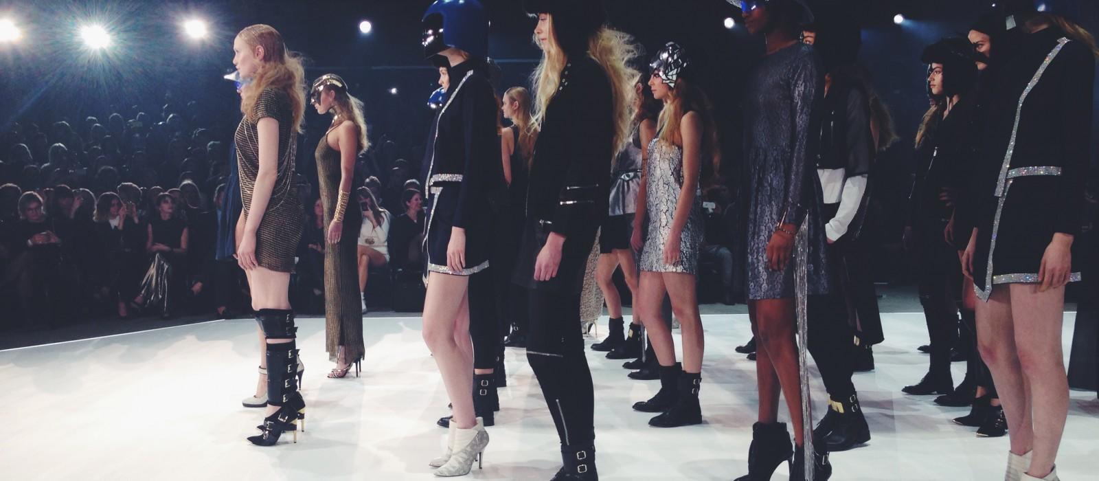 SuperTrash Fashion Show