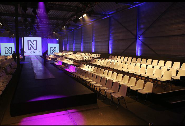 Nikkie Plessen Fashion Show