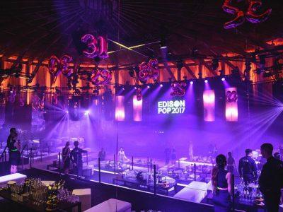 Edison Pop 2017 Show Side