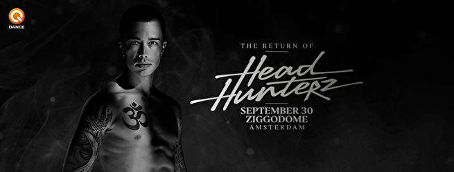 Return of Headhunterz
