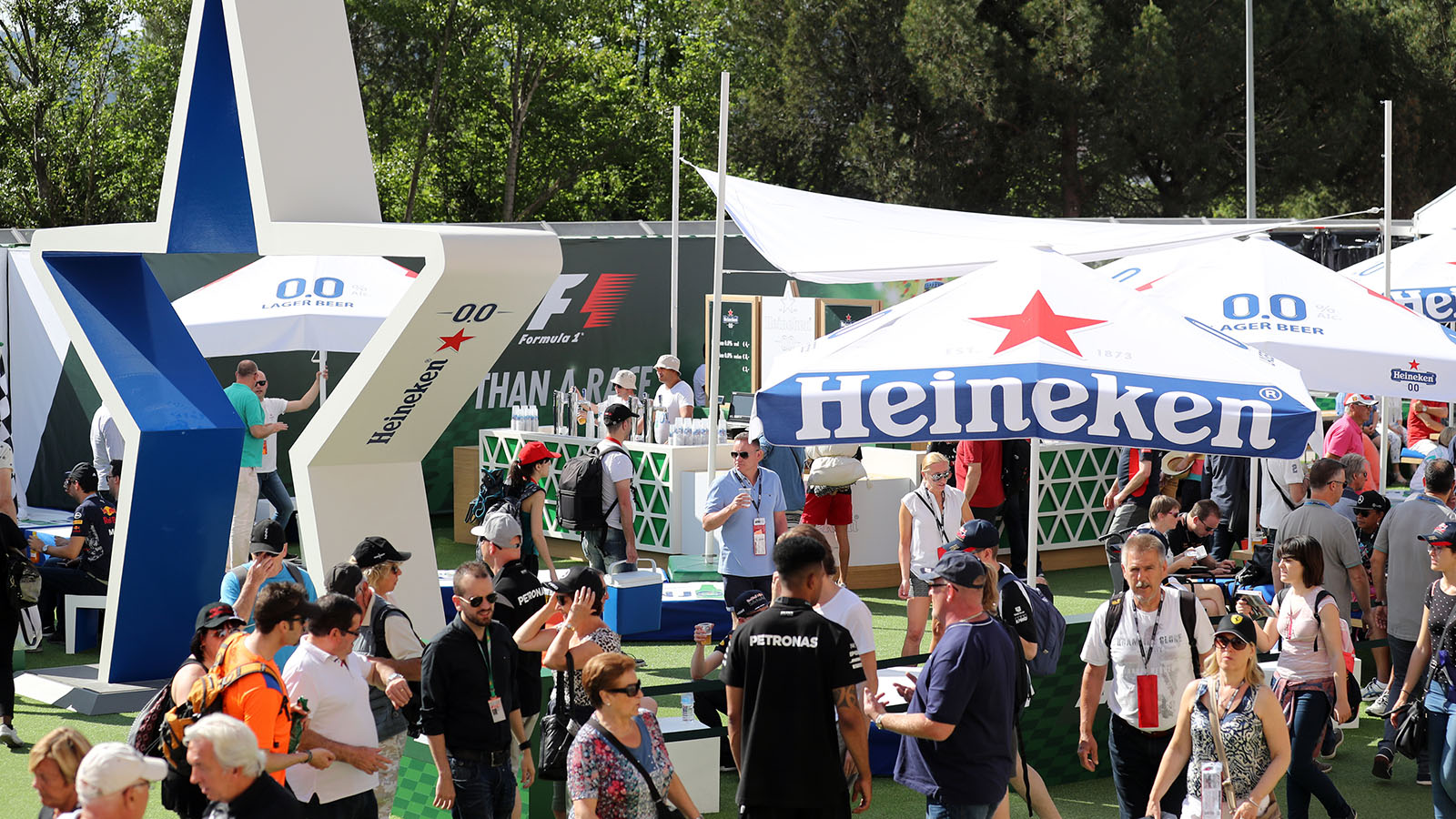 Heineken Formula 1