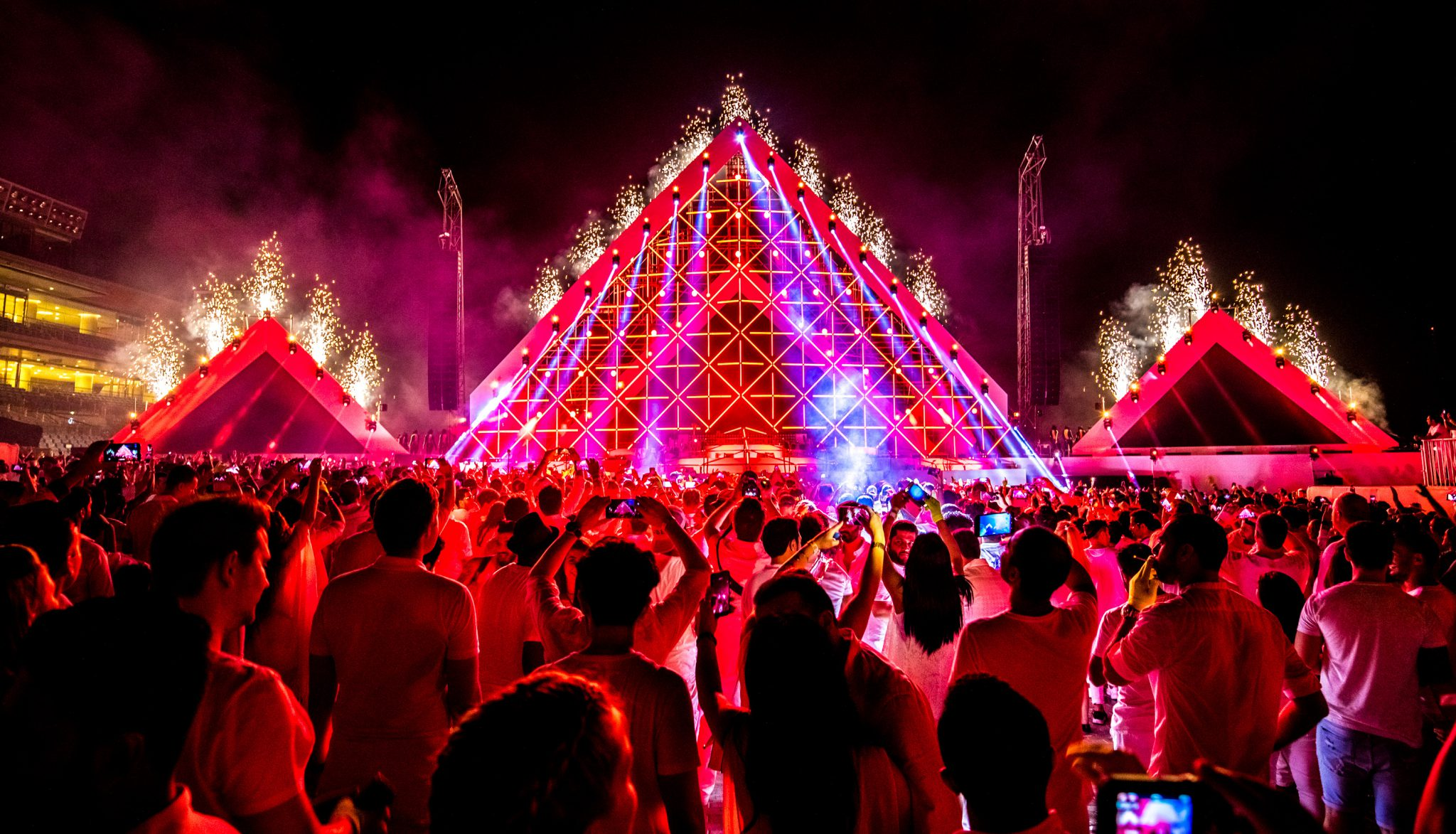 "Sensation Dubai ""Celebrate Life"""