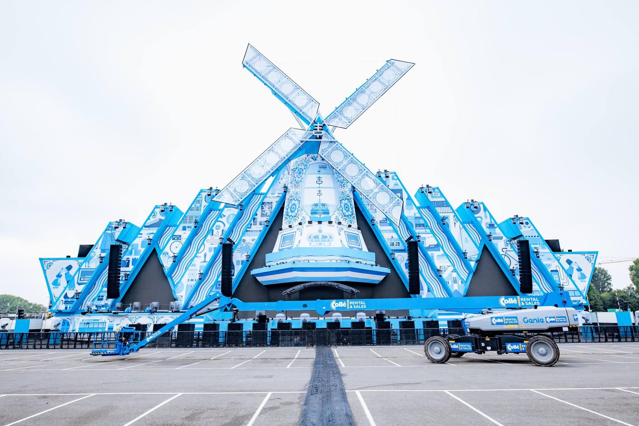 The Flying Dutch 2018