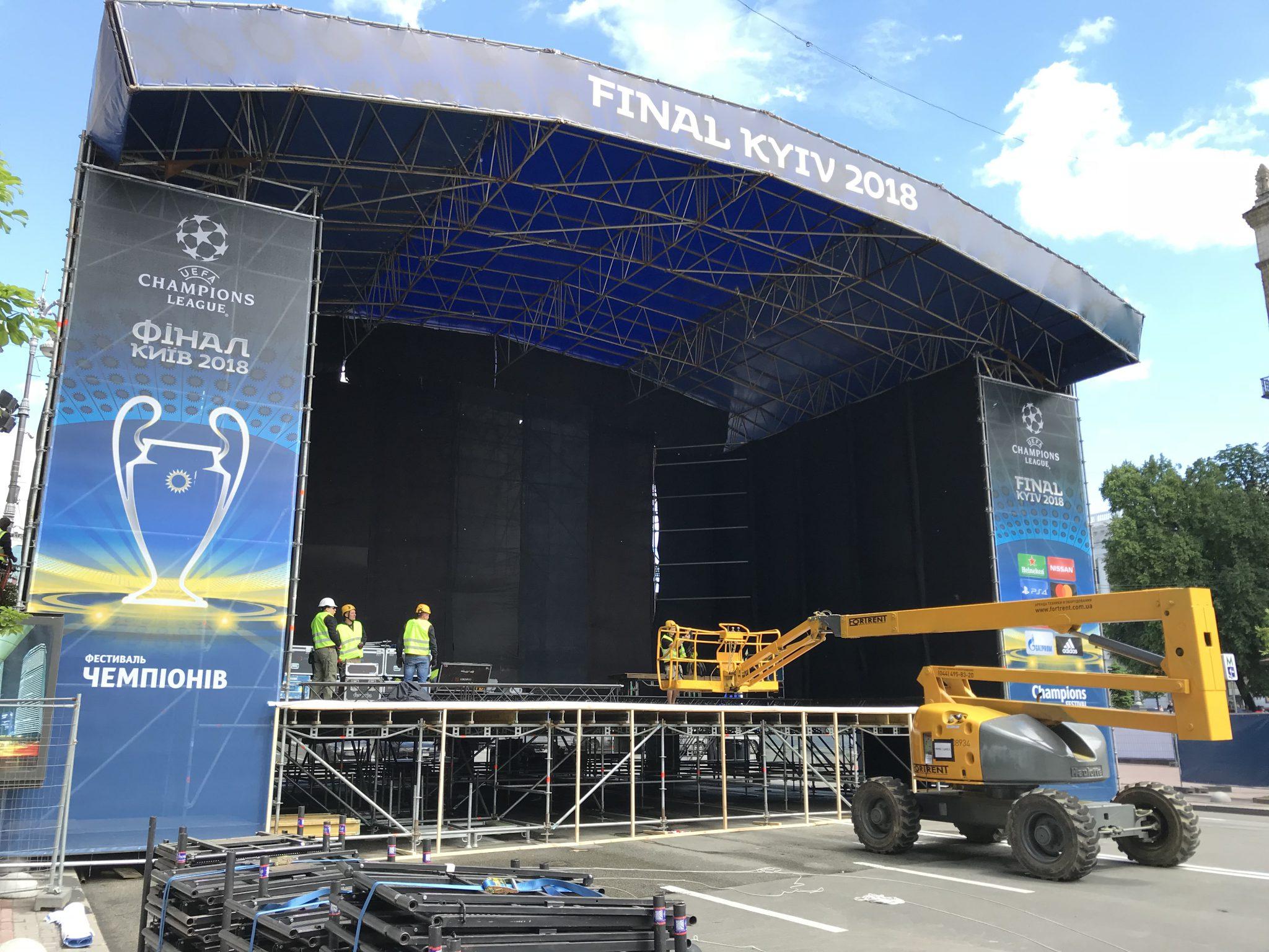 UEFA Champions Festival