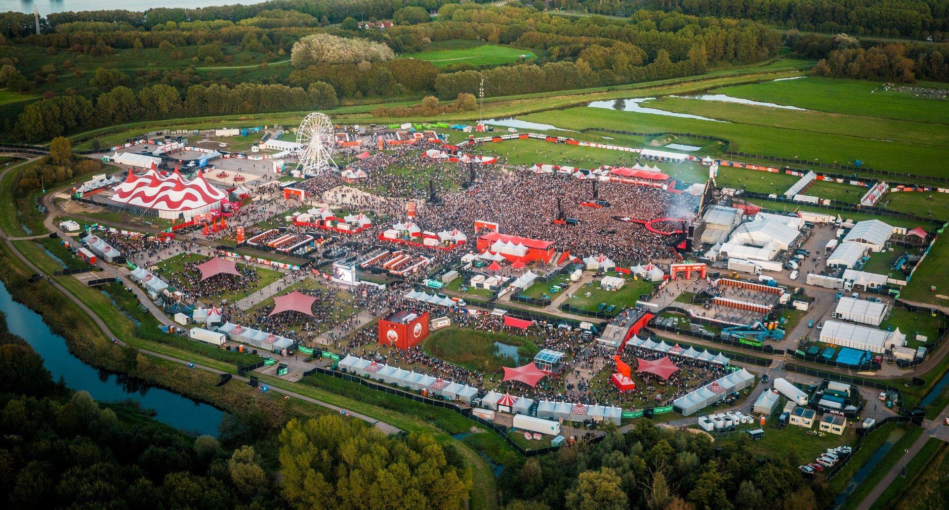 Vliegende Vrienden Van Amstel Live