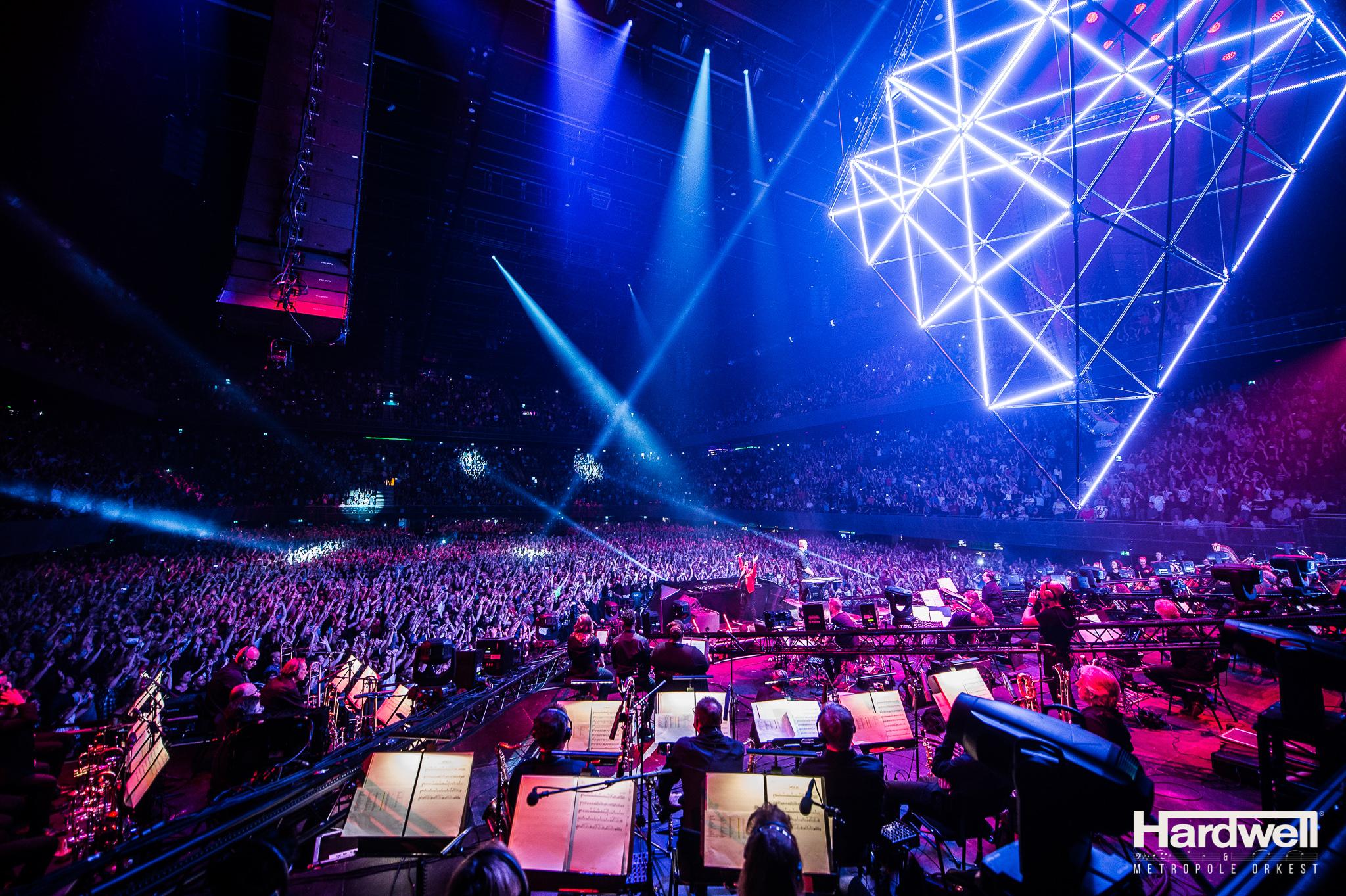 Hardwell x Metropole Orchestra