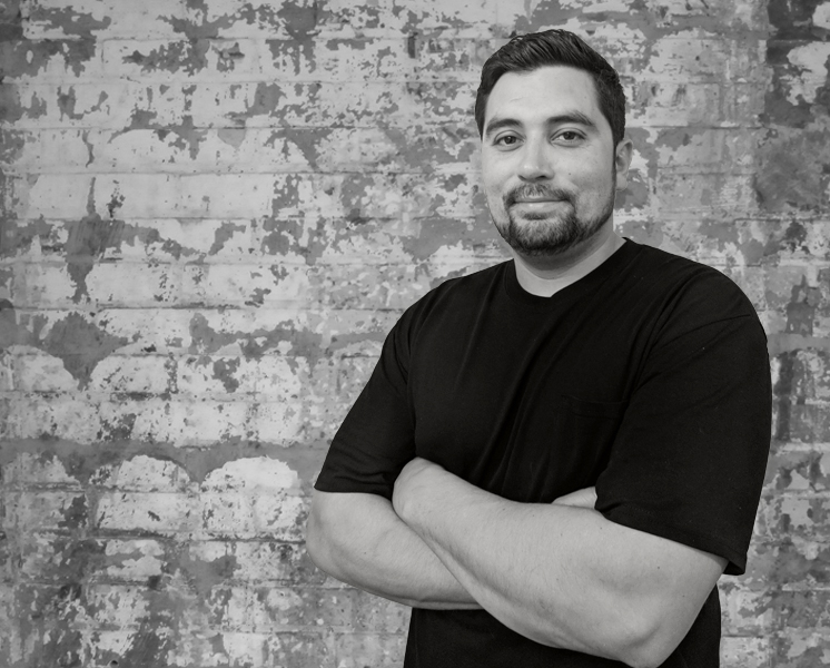 Marcos Rico Project Coordinator