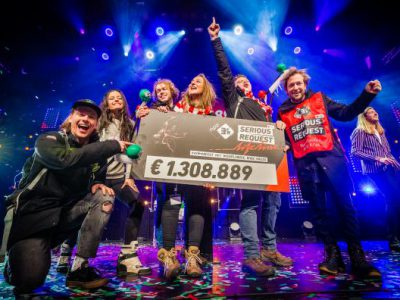 3FM Serious Request 2018 Featured Image