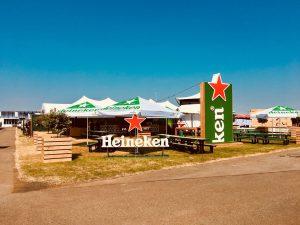 Heineken F1 fanzone