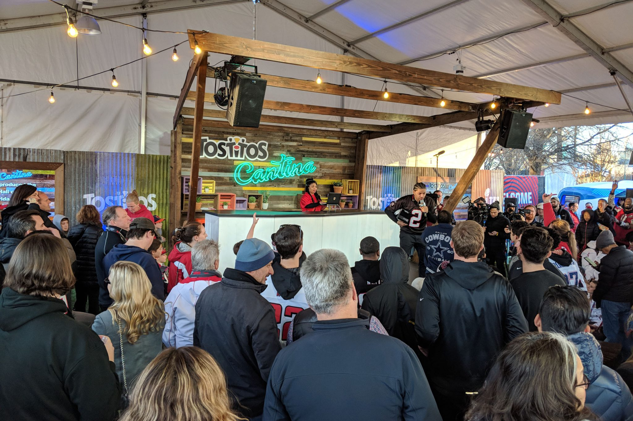 Tostitos Cantina Super Bowl