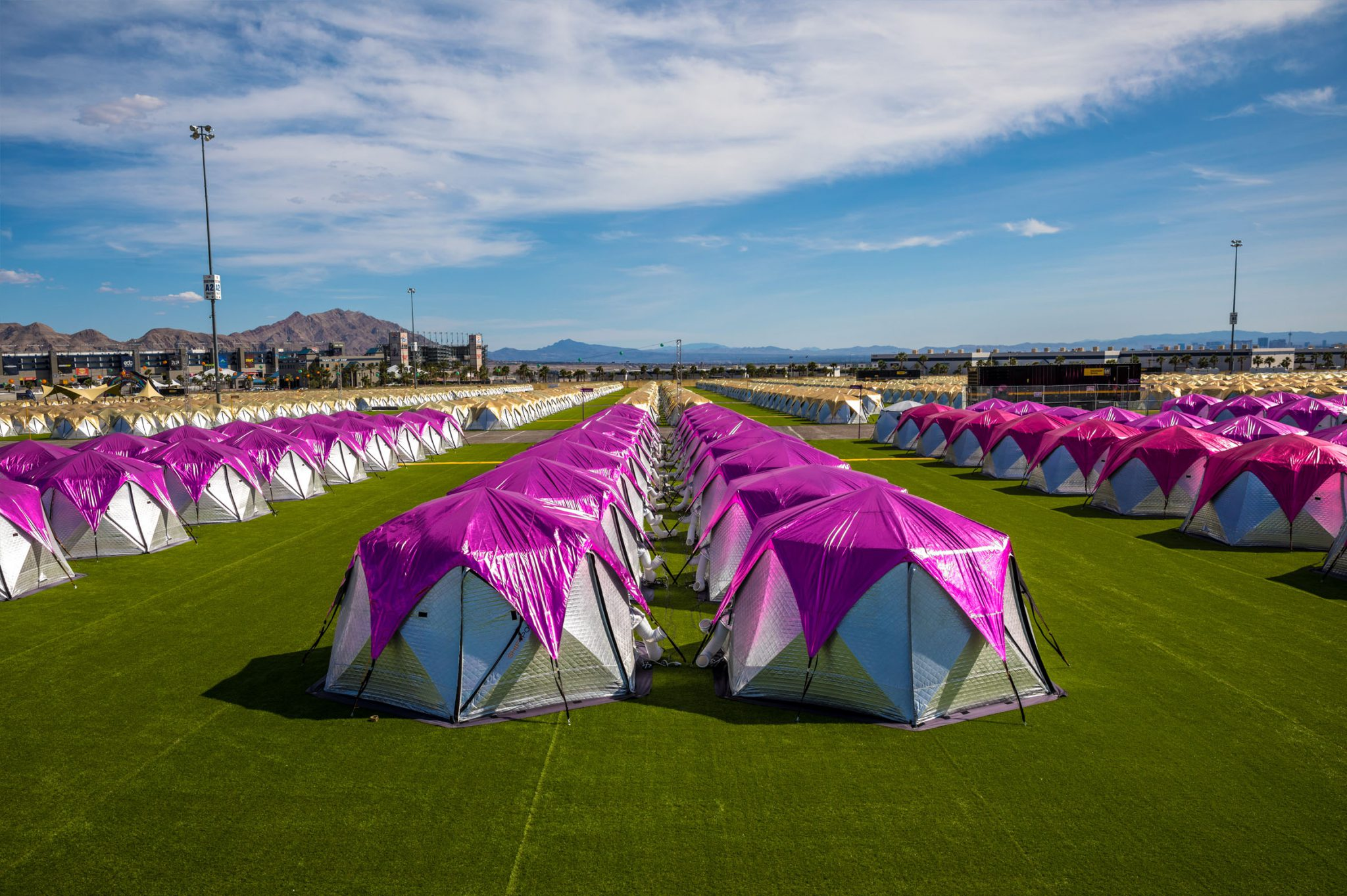 Camp EDC Las Vegas