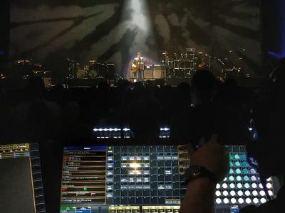 John Mayer show