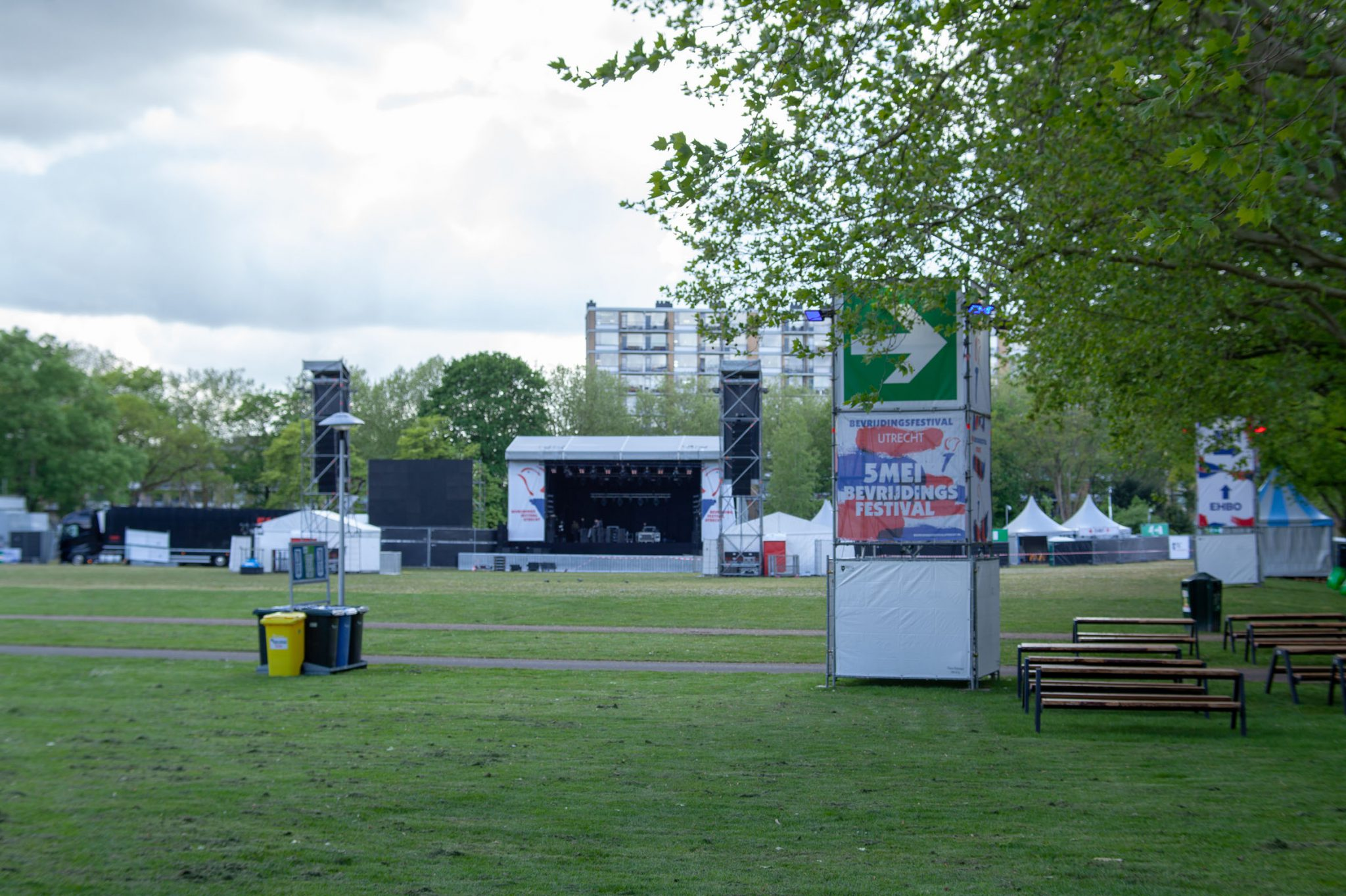 Bevrijdingsfestival Utrecht