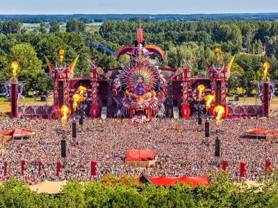 Case Defqon.1 2019 RED