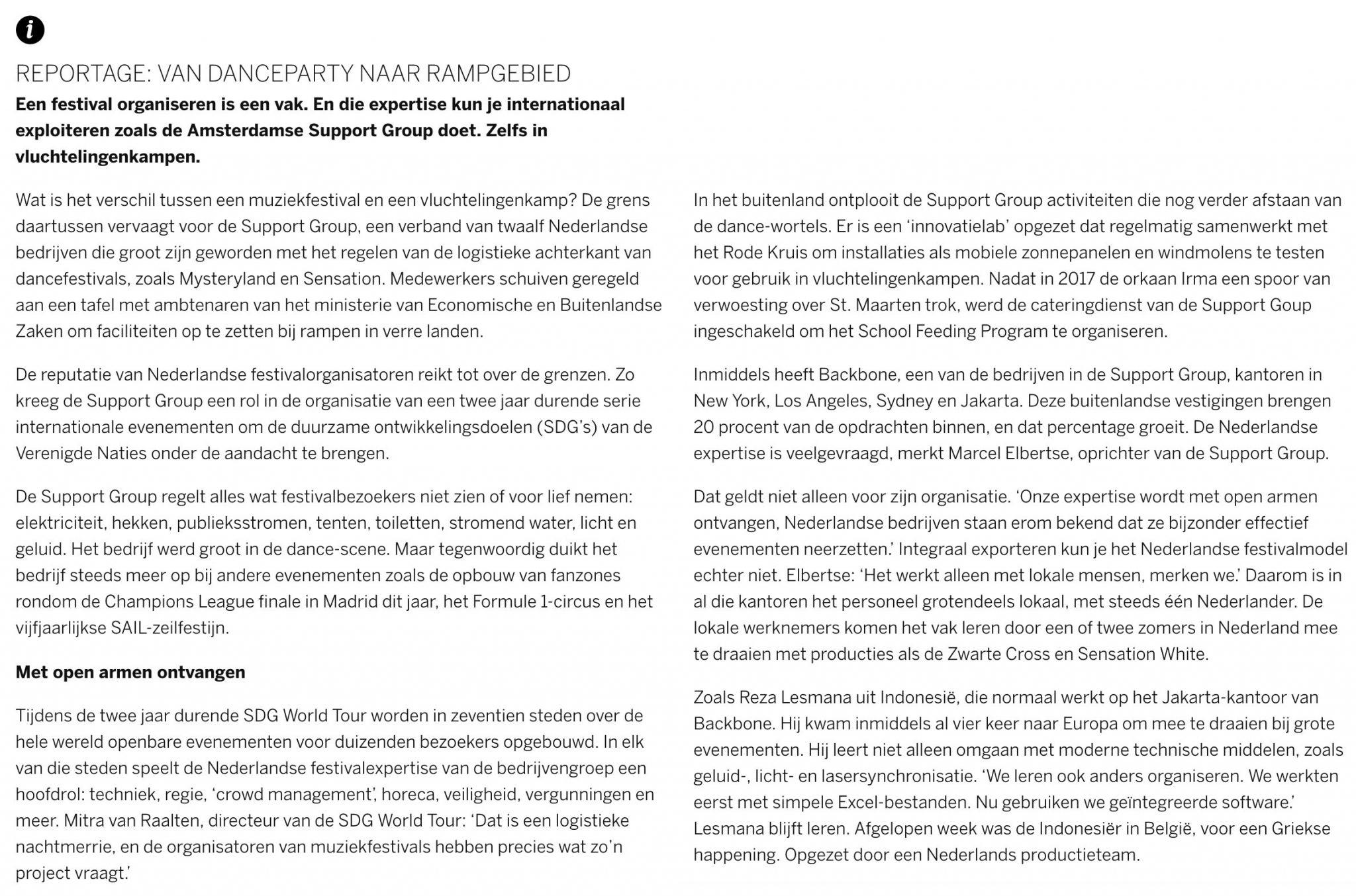 Volkskrant Report 02-08-19