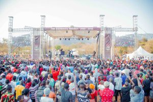 Thomas Loven Raindance Tanzania show