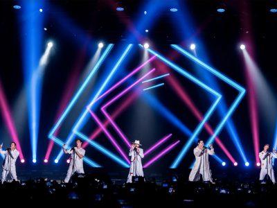 Case Backstreet Boys DNA Tour 2019