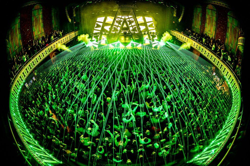 Armin van Buuren US Balance Tour Show